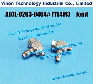 فانوك A97L-0203-0464 # FTL4M3 الكوع برغي المشتركة، A97L-0203-0464 / FTL4M3 EDM REPAIR PARTS JOINT LOWER A97L02030464