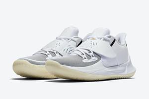 Kyrie Düşük Kutu 2020 En İyi Irving 3 Spor Ayakkabılar ile satışa Karanlık Adam Basketbol ayakkabıda 3 Glows ücretsiz teslimat US7-US12 depolamak