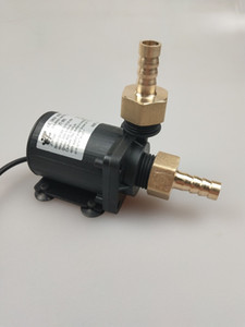 Long Lifetime Brushless DC Water Pump 12V 24V Water Circulation Pump 1000L H 5M LIft Max Amphibious