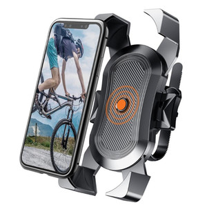 Bike Phone Holder Handlebar Stand Mount Bracket Mount Phone Holder Universal Bicycle Motorcycle for Samsung