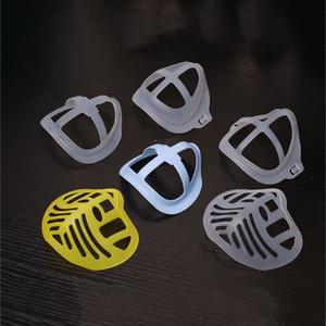Tek kullanımlık maske braket 3D maske braket karşıtı havasız iç karşıtı terleme maskeleri braket burun T3I51079 yapışmaz