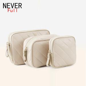 OC 2020 Moda multifuncionais sacos de armazenamento pequena cosmética do saco de viagem portátil 3 Piece Set Minimalismo Entrega grátis