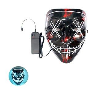 Party Cotton Mask Mask Bouche USA Président Face American Face Election Trump 2020 Trump Imprimé Sacial ER Letter Corder Masques de concepteur # 657 brjwn