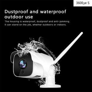 Macchina fotografica senza fili WIFI dell'interno / esterno Camera EC60 IR di visione notturna di sorveglianza di sicurezza di HD con supporto Motion Detection Alarm