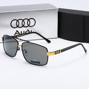 4I5FN soleil soleil Audi pilote Audi conduite polarisée nouvelles lunettes de soleil lunettes à la mode des hommes et des femmes 550