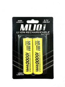 18650 Battery Li-ion Rechargeable Battery For Headlamp Flashlight Camping Light FJ752