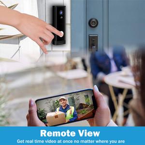 Mini 1080P HD WiFi Doorbell Camera Smart Wireless Doorbell Video Intercom Security Camera Outdoor IR Night Vision 2MP Tuya APP