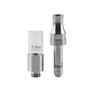 Authentic Liberty V9 Oil Cartridge Atomizer Tank With Dual-Ceramic Coils O-open E Cigarette Vape Pens For V10 92A3 G2 G5 Preheating Battery