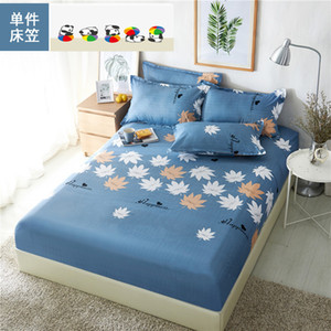 New Printing Bed Mattress Cover Mattress Protector Pad Fitted Sheet for moving and storage