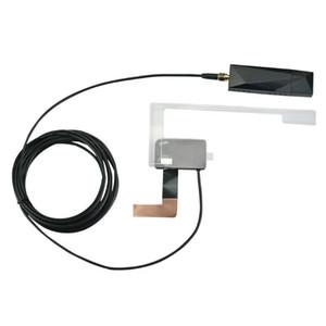 سيارة GPS استقبال DAB + هوائي مع USB ستيريو محول استقبال للحصول على الروبوت سيارة لاعب RDS DLS صندوق راديو السيارات هوائي