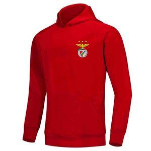 Jacket Benfica F.C Homens Hoodie Sweater macio super Impresso Quente Futebol Polares Outdoor Inverno Veste Casual mulheres vestidos