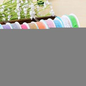 Au hasard Diy décoratif Ruban Washi Photomasquage Mignon Transparent Mlzp #