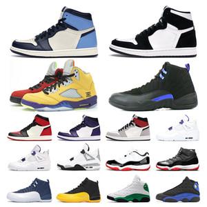 nike air retro jordan 5  мужских ботинки баскетбола черная белого Будущие 17s спортивных кроссовки тренеры Размер спортивные черные белые Будущие мужчины 7-12