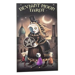 Board Moon Tarot Party Games Game For Palying Deck Cards Deviant Quality For Cards High Mcgja sweet07
