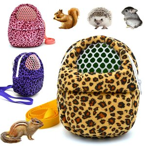 Small Pet Sleeping Travel Bag Hamster Chinchilla Guinea Pig Pouch Bed Carrier
