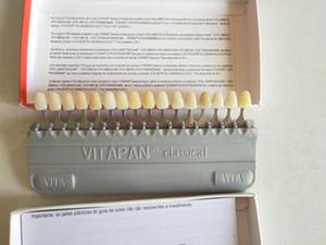 حار بيع الأسنان طبيب الأسنان تبييض الأسنان VITA بان الكلاسيكية 16 الظل دليل الألوان