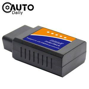 New Arrival ELM27 V1.5 V03H2 Latest elm327 v1.5 Auto Fault Diagnosis Scanner Tool Vehicle OBDII Bluetooth Diagnostic Interface