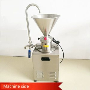 Electric sesame paste sesame paste grinder, peanut butter, chocolate sauce colloid mill,  commercial peanut butter making machine food