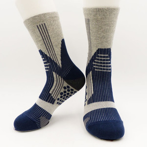 1 Pair Sports compression Socks In Organic Cotton Socks Soft Breathable Outdoor Cycling Running Sport