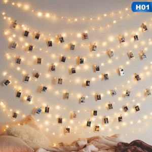 LED Fairy Light 2 3 5 10M Solar String Light Chain Garland Copper Wire Backyard Outdoor Christmas Halloween Decoration