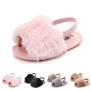Pudcoco-nous Stock Nouveau Lovely Fashion Infant Toddler Sandales bébé Filles semelle souple Chaussures Casual Prewalker été