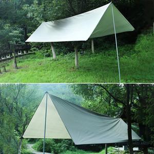 Палатки и укрытия 3x6m водонепроницаемый солнцезащитный уют солнечные настольные защиты Открытый кемпинг садовый бассейн оттенок ткани навес многофункциональный тент