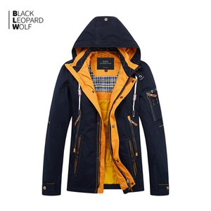 Blackleopardwolf new arrival spring down jacket men thick cotton high quality with a hood down jacket for spring ZC-027 200919