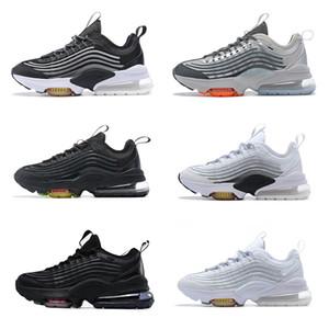 950 zoom zoom Vapoormax Designer Shoes para mujer Zm950 Zapatillas de correr Oreo Neon Triple Negro Plata Blanco Arco Iris con caja