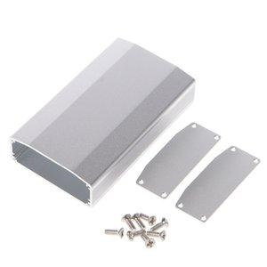 110x64x25.5mm DIY Алюминиевый корпус Корпус электронного проекта PCB Box Инструмент