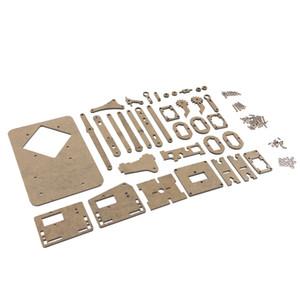 Montage mécanique Robot bras bricolage Kit Pince Pince griffe avec vis