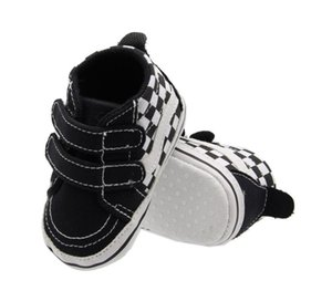 2021 casual canvas shoes baby shoes soft soled non-slip single shoes 0-1 year old spring, summer and autumn boys and girls