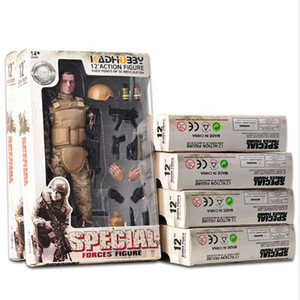 """12"""" 1 6 SWAT SDU SEALs Uniform Elite Force Private Military Contractor Army Collection Action Figure Boy Adult Toys Gift 30cm"""