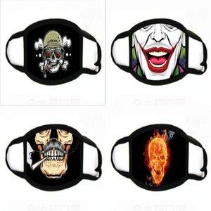 Zomie Fa Orror Çürük Fa Korkunç Alloween Baskı maskeleri # 104 maskeler yazdırma Alloween Orrile Çürük Fa Fier Skin Mask