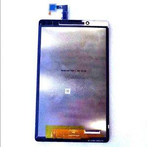 Pantalla LCD pantalla digitalizador Asamblea para Lenovo Tab E8 8 0,0 Tb -8304f Tb 8304 -8304 Tb Tabet piezas de repuesto Negro