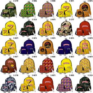 Zaino Caso Backwoods Shoulder Bag Matita nera 3pcslot zaino Caso Backwoods Sch matita Cigar Outdoor School Shoulder Bag Outdoor iZbHc