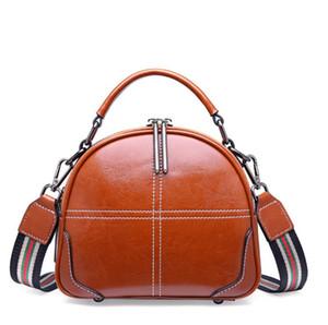Casual designer leather handbags new 2020 fashion handbags trendy Korean version of the wild broadband messenger bag women's single shoulder