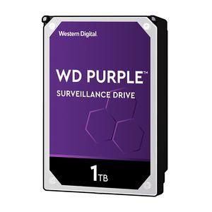 Multi Capacity Options SATA 6 Gb s 3.5 Inch Purple Surveillance WD Hard Disk Drive