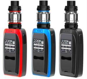 228W ATVS Castle intelligent TC Vape Kit atomiseur ecig mod vape grand tabagisme mackine