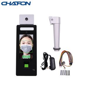 Temperatura rileva la telecamera Fingerprint Collector 1500 Face Database del database Accesso alla porta Termometro Riconoscimento del viso