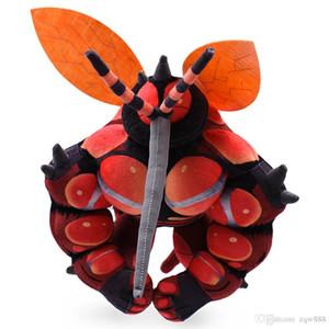 Высокое качество Новые 100% хлопок 35см Buzzwole куклы Фаршированные Плюшевые игрушки для детского Лучшие подарки оптом