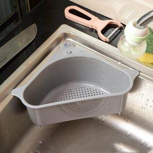 Cestas de frutas de plástico gota de água Pure Fruit Cor vegetal pele mais forte Titular Basket Cozinha Cozinha Basket Utensílio Racks DHD1644