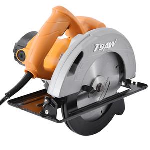 New Hot Высокое качество 7 дюймов Электрические циркулярные пилы M1Y-DS-185 Industrial Grade пилы Электрические Деревообрабатывающий Инструменты 220V / 50HZ 1100W