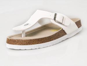 2020 NEW Summer Cork Slipper Clogs sandals for men and women luxury beach couple Flip Flops Mayari 35-44