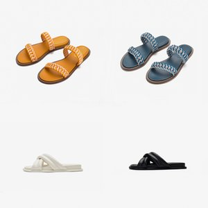 Pantofole Sandali Scarpe Sandali piatti Infradito modo di alta qualità doposci sandali Invia per Shoe07 XNE1801 # 752