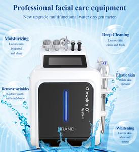 NEW hydra facial water microdermabrasion skin deep cleaning hydrafacial machine oxygen mesotherapy gun RF lift skin rejuvenation hydro