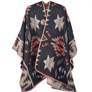 m0tHt Outono e Inverno clássico moda Shoulder strap withsplit Clássico Outono e Inverno ombro moda jacquard cinta Jacquard xale wi