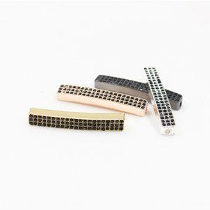 4QEfX artesanal venda quente multicolor transistor incrustado de diamantes longa tira DIY acessórios talão pulseira DIY pulseira colar acessórios