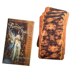The Patry To Playing Tarot Cards Cards Insight Find Oracle Joy Wisdom And Game Cards Faeries For VdtUT sweet07