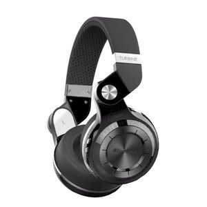 Auriculares Orignal Bluedio T2S Freno de tiro Bluetooth Headphones estéreo inalámbrico 4.0 Auriculares sobre la oreja