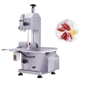 Factory direct sales bone saw machine pork trotters frozen meat cutting machine efficient bone crusher cutting chicken ribs